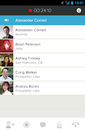 UberConference - Conferencing Screenshot 5
