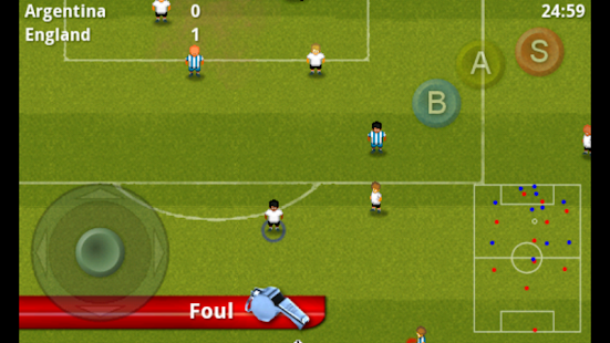 Striker Soccer - screenshot thumbnail