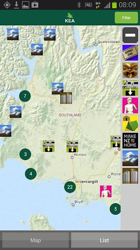 New Zealand KEA Travel Guide