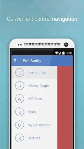 Wifi Buddy: Live Monitor Tool