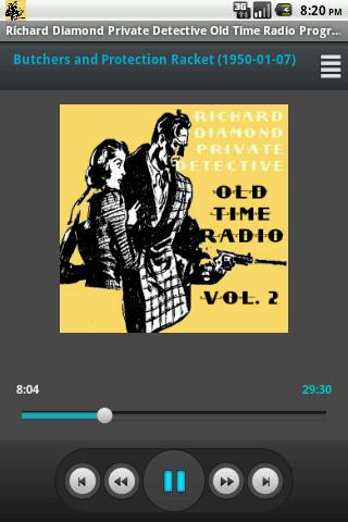Richard Diamond OTR Volume 2