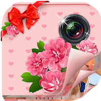 Girly Collage Maker Photo Grid 1.1