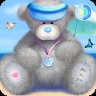 Summer Teddy Bear icon