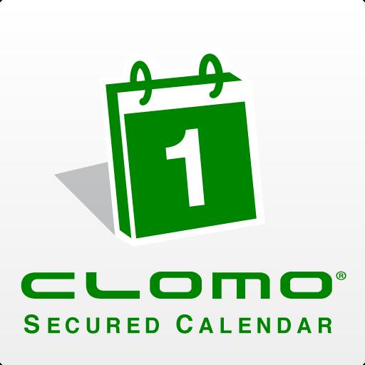CLOMO SecuredCalendar 商業 App LOGO-硬是要APP