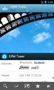 Paris Travel Guide by Triposo - screenshot thumbnail