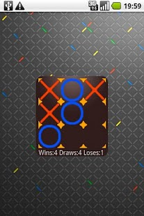 Tic Tac Toe Widget- screenshot thumbnail