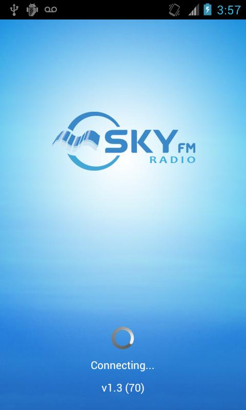 SKY.FM Internet Radio - screenshot