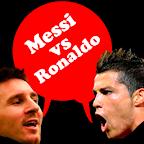 Messi and Ronaldo Editor