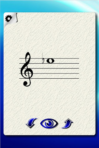Oboe Notes Flash Cards