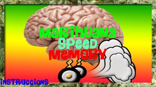 Marijuana Memory Weed