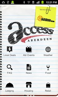 Access Aberdeen South Dakota- screenshot thumbnail