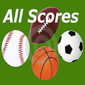 All Scores NFL NBA NHL MLB NCA