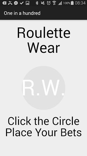 Roulette Wear