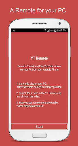 YT Remote - Remote for YouTube