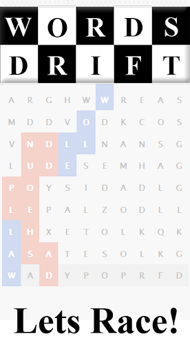 WordsDrift-Multiplayer Puzzle