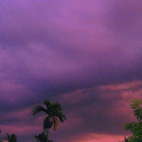 Clouds by Brishti Sarkar - Landscapes Cloud Formations