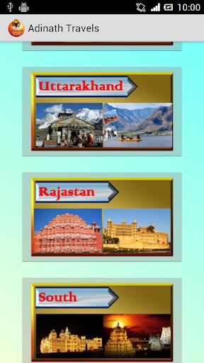 Adinath Travel Agency