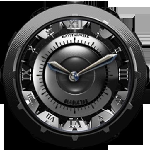 Clock Widget Gladiator