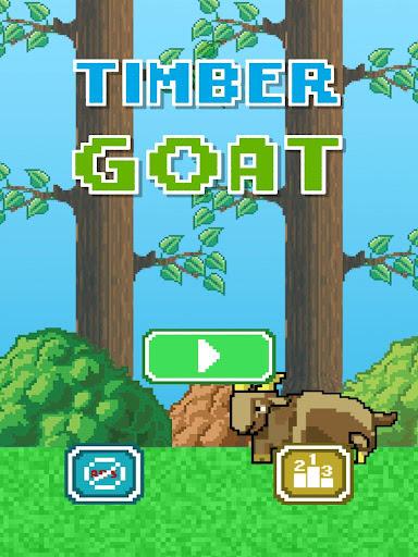 Timber Goat