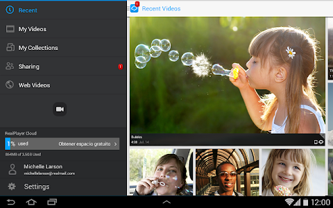 RealPlayer Cloud v1.10.42
