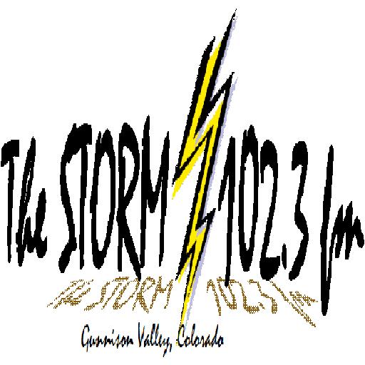KVLE 102.3 The Storm LOGO-APP點子