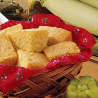 Corny Corn Bread.