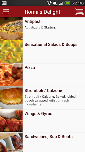 玩生活App|Romas Delight免費|APP試玩