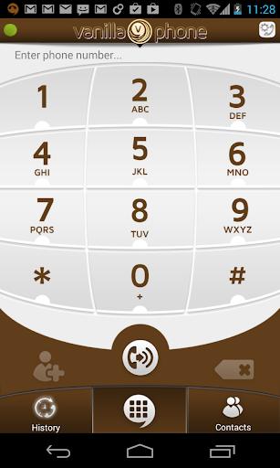 Vanilla Phone
