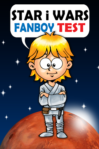 StarWars Fanboy Test