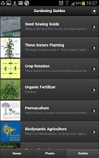 Gardeners Calendar- screenshot thumbnail