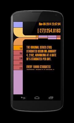 Stardate Free - screenshot