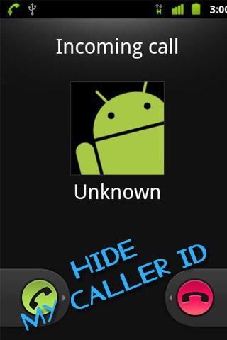Hide My Caller ID