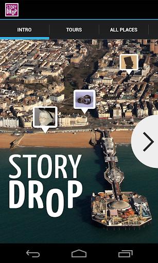 免費下載旅遊APP|Story Drop app開箱文|APP開箱王