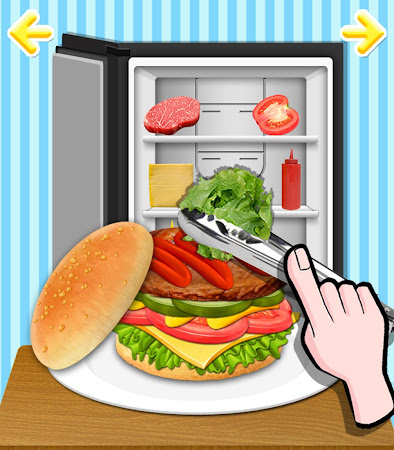 Kids Burger Meal - Fast Food! 1.2 screenshot 401516