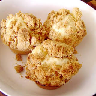 Delicious Pineapple Muffins.