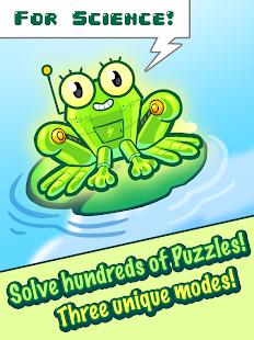 Puzzles & Robofrog - screenshot thumbnail