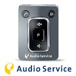 Audio Service microConnect App