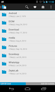 inKa File Manager Plus - screenshot thumbnail