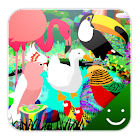 bird paradise Theme icon