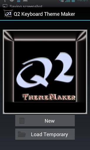 Q2キーボードのテーマメーカー