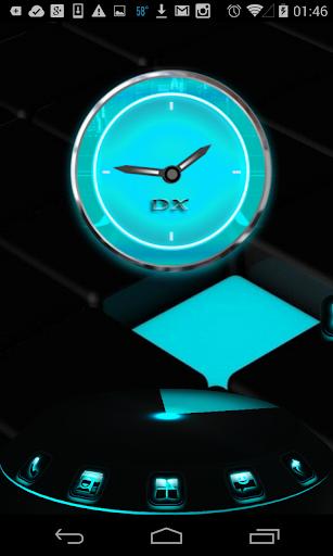 Next Launcher Theme Numinous C