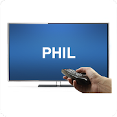 Remote for Philips TV Icon