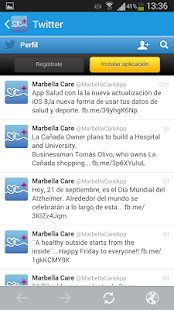 Marbella Care - screenshot thumbnail
