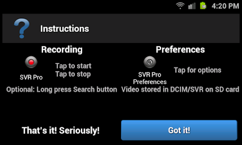 Secret Video Recorder Pro v18.6