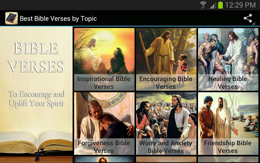 免費下載書籍APP|Best Bible Verses By Topic app開箱文|APP開箱王