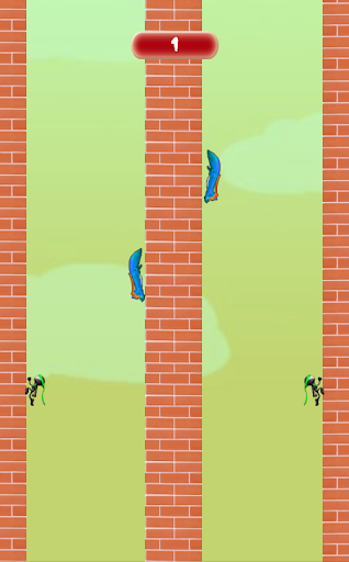 Make Stickmans Climb