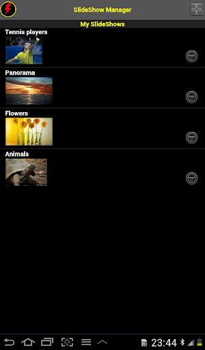 Photo Album SlideShow Full