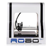 ROBO 3D R1 Fully Assembled 3D Printer - ABS & PLA Model