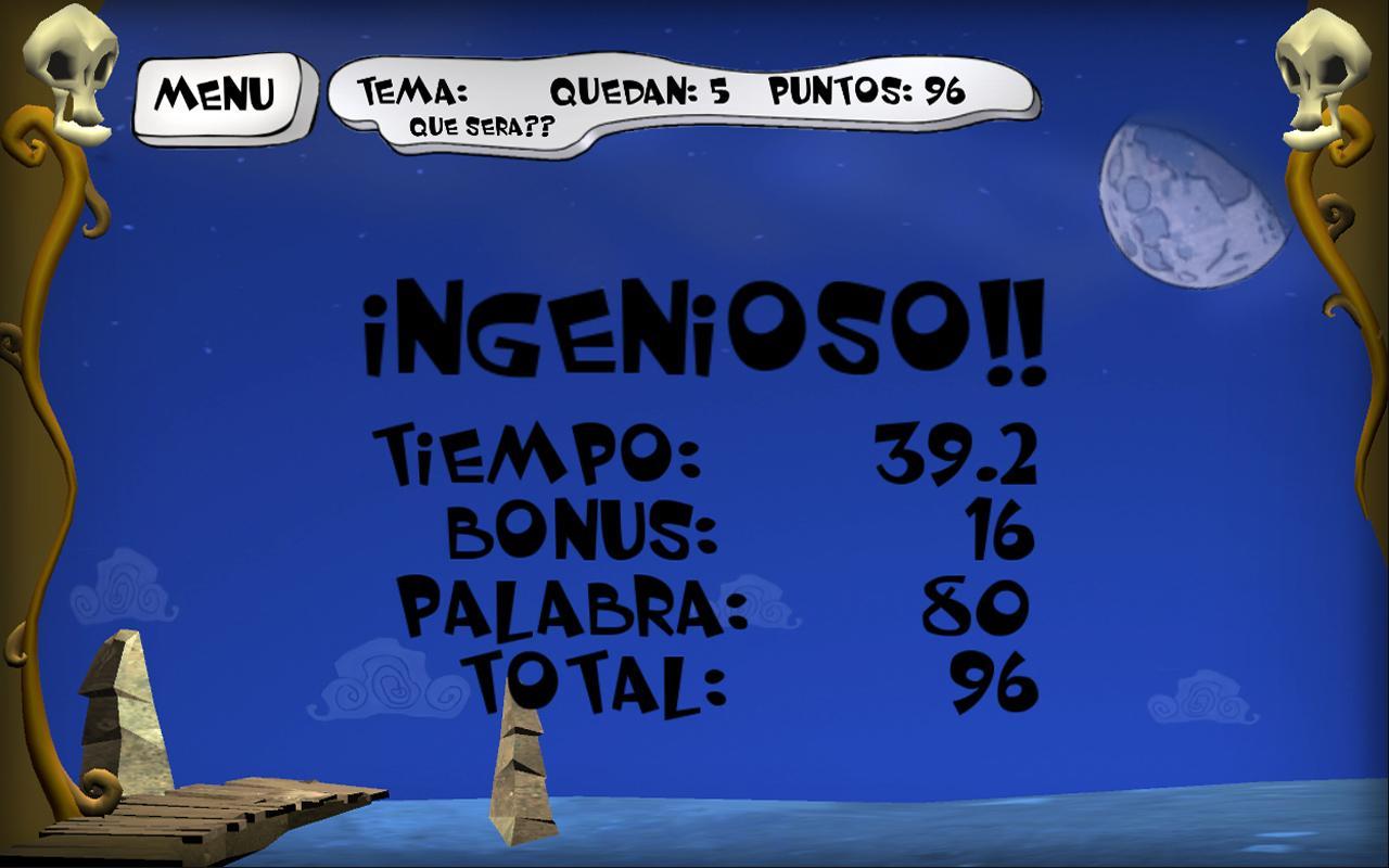 Hangman (multi-language)- screenshot