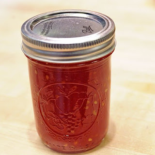 Early Girl Tomato Jam